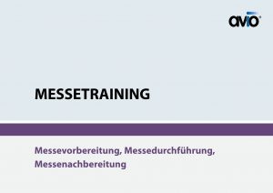 Messetraining pdf